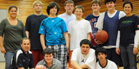 The Wolf School Basketball